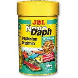 JBL NovoDaph, naturgetrocknete Wasserflöhe, 100 ml Aquaristik-Langer