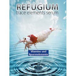 AT REFUGIUM ReMineral trace elements, 125 ml