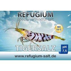 REFUGIUM Spezial ReMineral Tigersalz pH 7,5 80 gr günstig kaufen Aquaristik-Langer