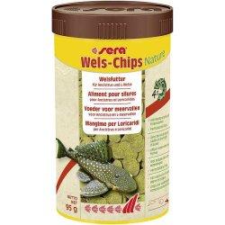 sera Wels-Chips Welsfutter Aquaristik-Langer