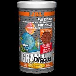 JBL GranaDiscus Premium Diskusfutter Diskusgranulat Aquaristik-Langer