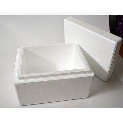 Styroporbox Styrobox Wärmebox Transportbox 6 Liter günstig kaufen Aquaristik-Langer
