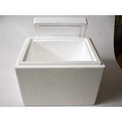 Tiertransportbox Thermobox Styrobox 13,2 Liter günstig kaufen Aquaristik-Langer