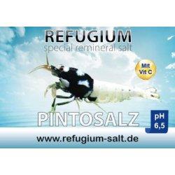 REFUGIUM Spezial ReMineral Pintosalz pH 6,5 80 gr günstig kaufen Aquaristik-Langer