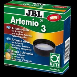 Artemia Nauplien züchten JBL Artemio 3 - Artemia-Sieb Aquaristik-Langer