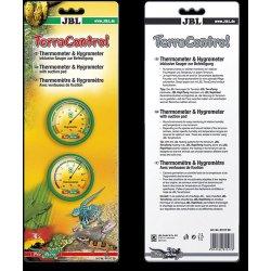 JBL TerraControl Thermometer Hygrometer für Terrarium...