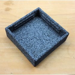 Aktive Bodenplatte für HMF-Aquarienfilter 15X15 cm günstig kaufen Aquaristik-Langer
