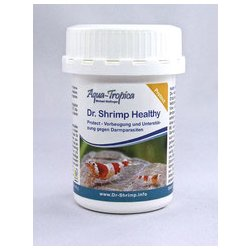 Dr Shrimp healthy Protect vor Darmparasiten schützen Garnelenfutter kaufen Aquaristik-Langer