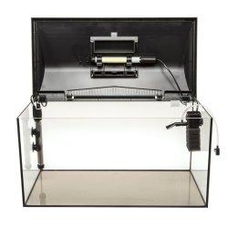 Aquarium-Set AquaEl Leddy 60, 54 Liter schwarz