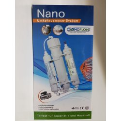 Umkehr-Osmoseanlage Nano 570 Liter pro Tag günstig kaufen Aquaristik-Langer