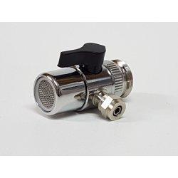 Universaladapter für Wasserhahn an Osmoseanlage günstig kaufen Aquaristik-Langer