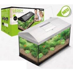 Aquarium mit LED-Beleuchtung Leddy 40, 25 Liter weiss günstig kaufen Aquaristik-Langer