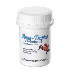 AT Geosesarma-Vital Krabbenfutter Futter für Landkrabben Aquaristik-Langer