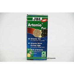 Artemiaeier, JBL ArtemioPur, 40 ml Artemia ausbrüten Aquaristik-Langer