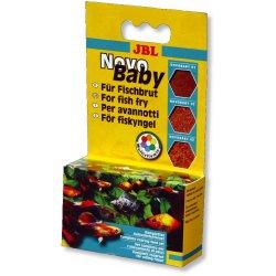 JBL NovoBaby Aufzuchtfutter für lebendgebährende Fische Aquaristik-Langer