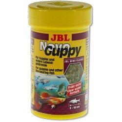 JBL NovoGuppy Guppyfutter Fischfutter Flockenfutter Aquaristik-Langer