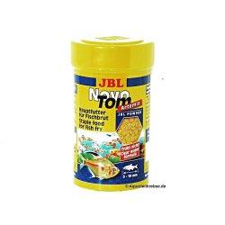JBL NovoTom Artemia Staubfutter für Jungfische Aufzuchtfutter Aquaristik-Langer