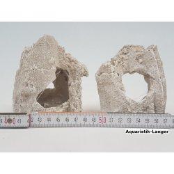 Sandstein Lochstein Dekosteine Nano