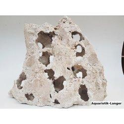 Großer Sandstein Lochstein Dekosteine günstig kaufen Aquaristik-Langer