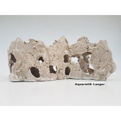 Sandstein Lochstein Dekosteine S-Form