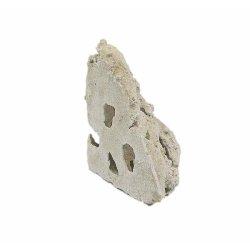 Sandstein Lochstein Dekosteine Ecke klein