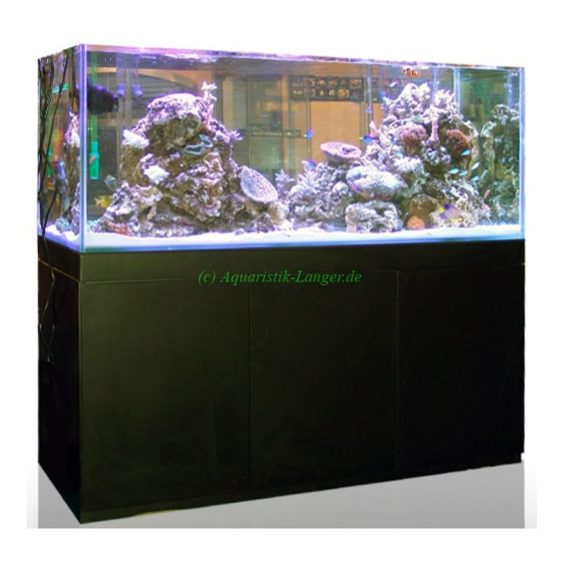 blau gran cubic 92 aquarium mit unterschrank g nstig kaufen 499 00. Black Bedroom Furniture Sets. Home Design Ideas