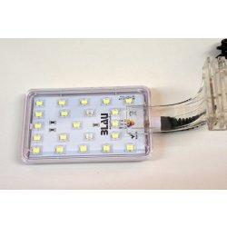 Blau LED-Leuchte Nano LED Light weiss, dimmbar