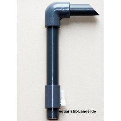 Luftheber 16x130 für HMF-Aquarienfilter Innenfilter...