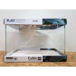 Blau Cubic Aquascaping 28 (40x25x28) Aquarium preisgünstig kaufen Aquaristik-Langer