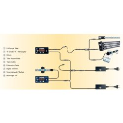 sera LED Driver (Netzteil) 20 V DC 60 Watt 3 A