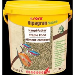 sera Vipagran Granulatfutter Großgebinde 10 Liter