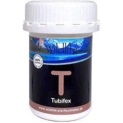 Tubifex getrocknet Zusatzfutter für Zierfische Aquaristik-Langer