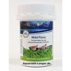 Pflanzliches Fischfutter-Wildlife Wild Flora 10 g günstig kaufen