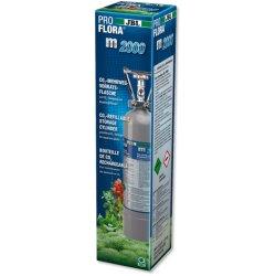 JBL ProFlora SILVER m2000 CO2-Vorratsflasche