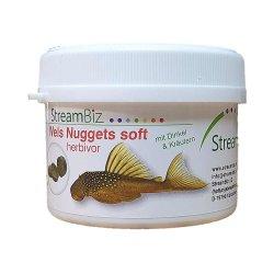 Welsfutter StreamBiz Wels nuggets soft carnivor 230 g kaufen