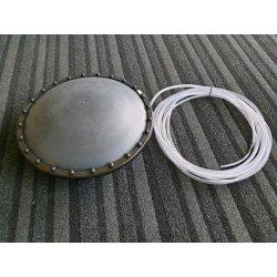 Membranbelüfter selbststehend 38 cm Set