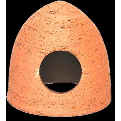 Keramik Ablaichhöhle Ablaichkegel 12 cm
