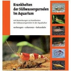Dr. Shrimps Buch Krankheiten der Süßwassergarnelen im Aquarium günstig kaufen Aquaristik-Langer