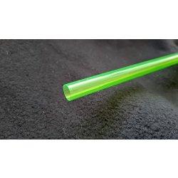 PVC-Rohr grün 12 mm x 100 cm