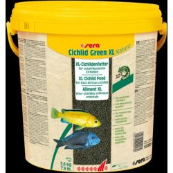 sera Cichlid Green XL nature, 10 Liter