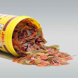 JBL NovoBel Flockenfutter Fischfutter 250 ml Aquaristik-Langer