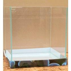 Blau Cubic Aquascaping 42 Aquarium (35x35x35) günstig kaufen