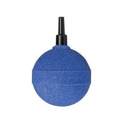 Hobby Ausströmerstein Kugel blau, ca. 50 mm für Aquarium/Teich