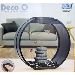 Deco O - Designer Aquarium Set