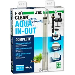 JBL Aqua In-Out Complete Wasserwechselset