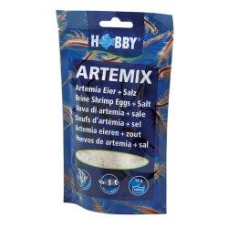 Hobby Artemix Fertige Mischung aus Eiern und Salz