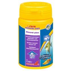 sera mineral salt Mineral plus 105 g für Osmosewasser günstig kaufen Aquaristik-Langer
