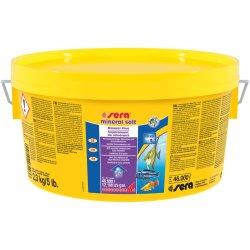 sera mineral salt 2500 g Mineralsalz für Osmosewasser günstig kaufen Aquaristik-Langer