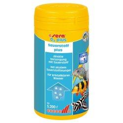sera O2 plus Sauerstoffanreicherung im Aquarium Sauerstofftabletten kaufen Aquaristik-Langer