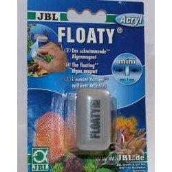 Floaty mini, Acryl + Glas Magnet-Scheibenreiniger für...